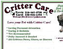 We Care 4 Critters Doggie Day Care