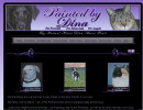 Painted by Dina - Painted pet portraits, pet angels, pet memorials