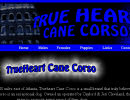 True Heart - Cane Corso Breeder