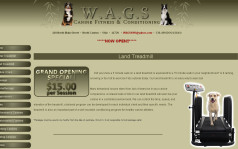 WAGS k9 Fitness and Conditioning - North Canton Ohio